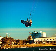 wind sufer by Tony Anastasi