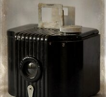 Small Kodak Brownie by Colleen Drew