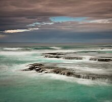 Blue Swell by Alistair Wilson