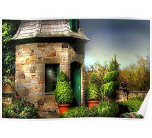 """"""" The  Garden House """" Poster"""