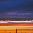 Fire Over Berlin II by gnubier
