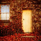 Behind the cream door, Beechworth by Elana Bailey
