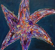 happy star by Karen  Martin