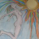 Joie de Vivre Goddess by Anthea  Slade