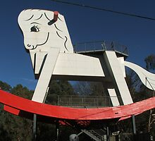The Big Rocking Horse by ScenerybyDesign