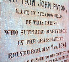 Captain John Paton by Stuart  Fellowes