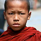 Young Monk by Stuart Robertson Reynolds