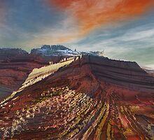 Eleganz01: High Cliffs Approach by Syd Baker