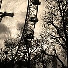 London Eye by Simon Read