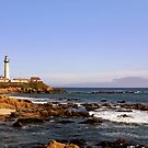 Pigeon Point Lighthouse, CA by Christine Till  @    CT-Graphics