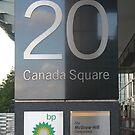 20 Canada Square by Allen Lucas