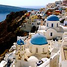 INVITED SANTORINI by Scott  d&#x27;Almeida