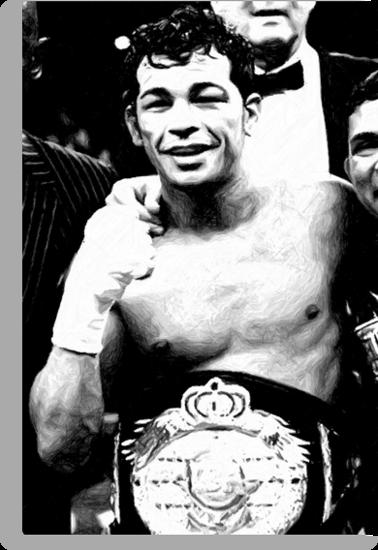 "Arturo ""Thunder"" Gatti  -  April 15, 1972 to July 11, 2009 by mobii"