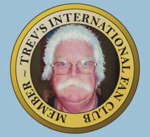 Trev's International Fan Club by aartax
