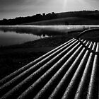 Anglers Rest Mono by Alan McMorris