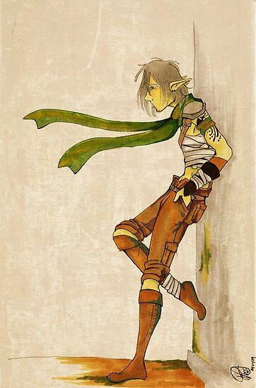 Elf by milosquared