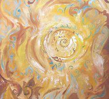 Sunbyrds by Kseniya Nelasova