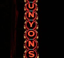 Runyons in Minneapolis by Toua Lee