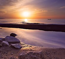 Resting Sun by Tony Elieh