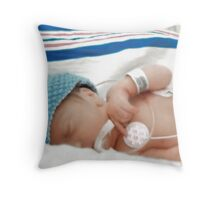 Sweet Dreams Little Ryan... Throw Pillow