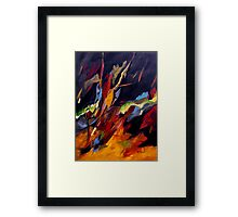 Take Action Framed Print