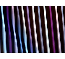 Stripes in Motion #2 Photographic Print