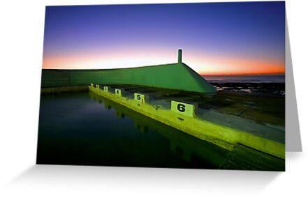 Dawn Start by David Haworth