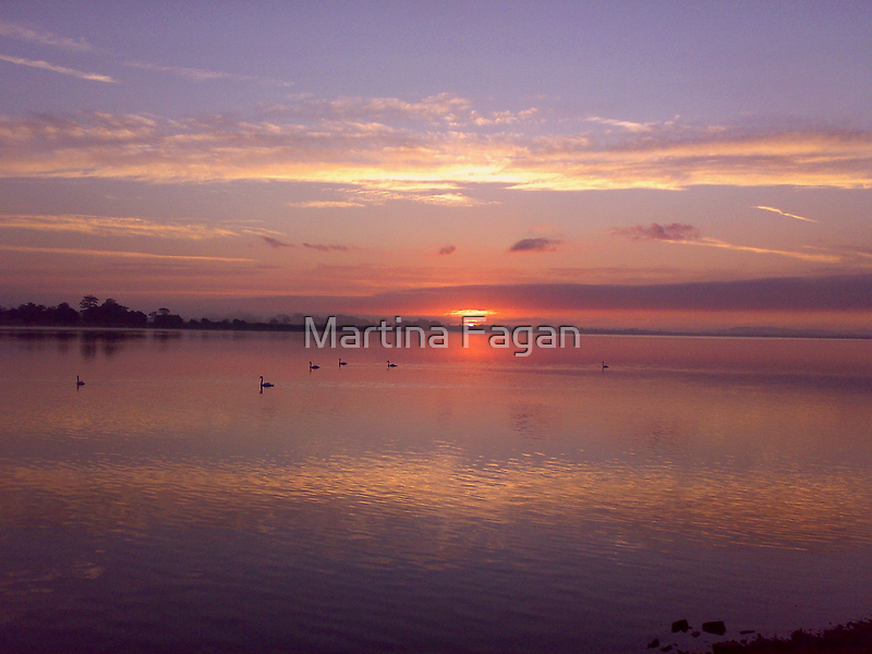 Daybreak  by Martina Fagan