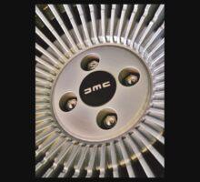 DMC Delorean Wheel by justhypemedia