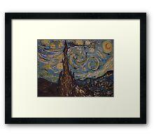 Vincent van Gogh by Kaser Framed Print