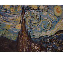 Vincent van Gogh by Kaser Photographic Print
