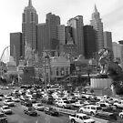 New York New York in Vegas by judygal