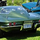 Classic 1967 Corvette Stingray by Craig Blanchard
