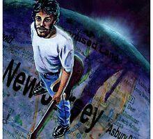 The Boss Spans the Globe by kenmeyerjr