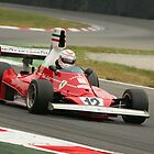 Ferarri 312T Monza 2009 by jonbunston