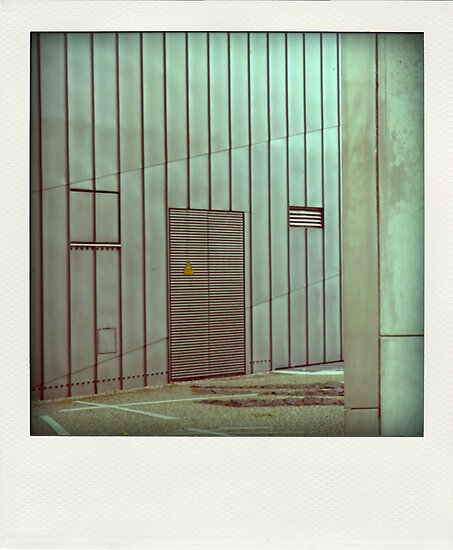 The door... by polaroids