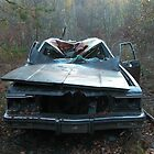 Old Junky Car by kr1sta