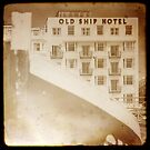 Old Ship Hotel by jotography