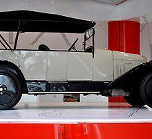 Car - Torpedo by Pat Herlihy