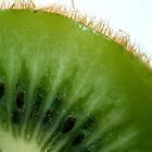 Kiwi Closeup by Humminggirl