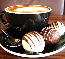 Coffee and Truffles by marklincoln