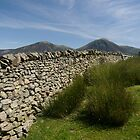 Stone Wall by Jonathan Stables