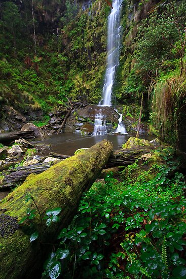 Erskine Falls by Jared Revell