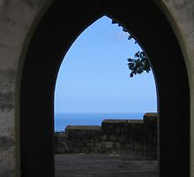 Archway to the Sea by IntriCate