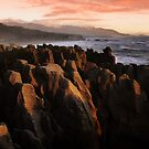 Pancake Rocks by Wanagi Zable-Andrews
