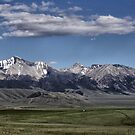 Mountain Range by Kimberly Palmer