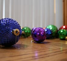 Holiday Balls by Sherri Johnson