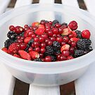 All the goodness in the bowl ;) by Kasia Fiszer