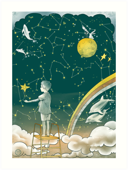 Little dreamer  by Tsuyoshi