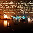 The Harbor Sleeps-Cascais Bay by Wayne Cook